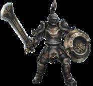 Hyrule Warriors Enforcers Darknut (Render)