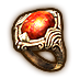 Hyrule Warriors Ring Red Ring (Level 2 Ring)