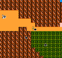 Overworld (The Adventure of Link)