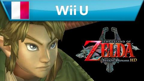 The Legend of Zelda Twilight Princess HD - Histoire