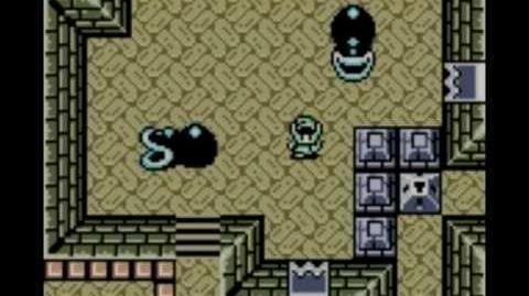 Dodongo Snakes (Link's Awakening)