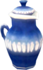 Pot Potion Bleue TP
