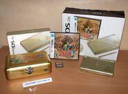 DS Lite Zelda