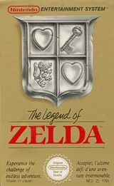 Série The Legend of Zelda