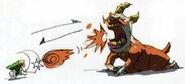Mallard Combat 1 ST HH