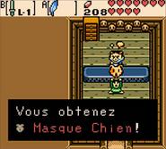 Masque Chien OOA
