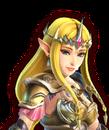 Portrait Zelda HW4