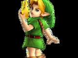 Link niño (Hyrule Warriors)