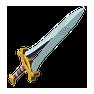 Espada de pluma BotW