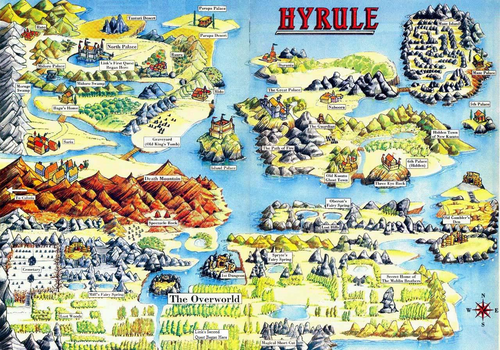 Hyrule (The Legend of Zelda comics)