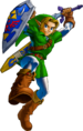 Jump Attack (Ocarina of Time)