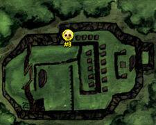 Mapa Cementerio Skulltulas OoT