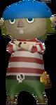Nico figurine