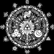Simbolos de la Puerta del Tiempo SS