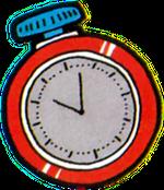 Artwork Horloge Magique