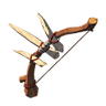 Breath of the Wild Bokoblin Bows Dragonbone Boko Bow (Icon)