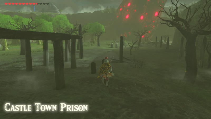Gerudo Town Breath Of The Wild >> Castle Town Prison | Zeldapedia | FANDOM powered by Wikia