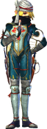 Costume Sheik Twilight HW