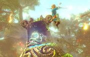 Link und Wächter-Trailer