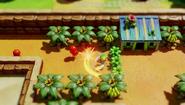 TLOZ Link's Awakening screen 1