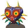 Breath of the Wild Ancient Mask Majora's Mask (Icon)