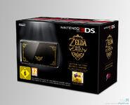 Caja europea de Nintendo 3DS especial 25 aniversario