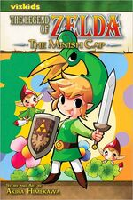 English Minish Cap manga cover