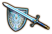 Hyrule Warriors Hylian Sword (Level 2) White Sword