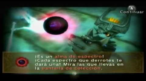 The legend of Zelda twilight princess Almas de espectro parte 3 (Español)