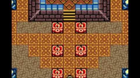 Zelda Oracle Of Ages - Boss 1 Pumpkin Head-0