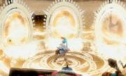 Hyrule Warriors Legends Enduring Resolve Lana summons her Gate of Souls (Cutscene)
