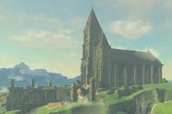 Temple du Temps BOTW