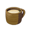 Breath of the Wild Milk (Food Dish) Warm Milk (Icon)