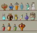 Elixir Concept Art BOTW