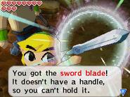 Hoja de la espada del Más Allá PH