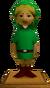 Link Statue