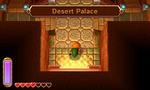 Palacio del Desierto (Entrada)