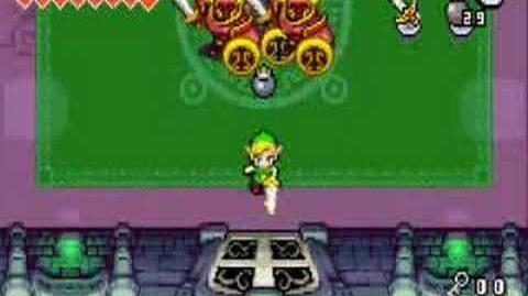 Zelda - The Minish Cap, Final Battle 1 (no damage)