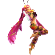 Hyrule Warriors Great Fairy Great Forest Fairy (Golden Bee Outfit - Level 2)