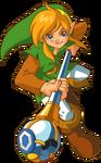 Link et le Spectre des saisons oos