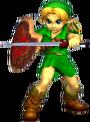 Link enfant (Super Smash Bros. Melee)