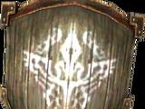 Escudo de Madeira
