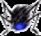 Araña de Cuatro Patas Oscura Poderosa FPTRR