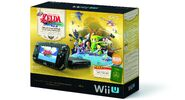 Caja americana de Wii U especial The Legend of Zelda The Wind Waker HD