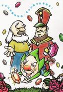 Characters (Freshly-Picked Tingle's Rosy Rupeeland)
