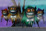 Hermanas Cubus Enemigos