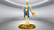 Super Smash Bros. for Wii U Owlan (Skyward Sword) Owlan (Trophy)