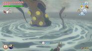 Un Gran Octorok de 12 ojos en TWW HD
