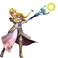 Zelda Rod - HW