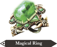 Hyrule Warriors Ring Magical Ring (Render)